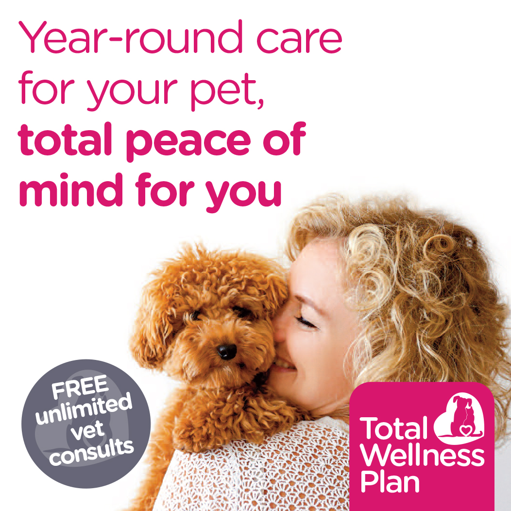 Introducing the Total Wellness Plan